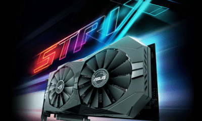 Asus GeForce STRIX GTX 1050Ti - Customizable Overclocking