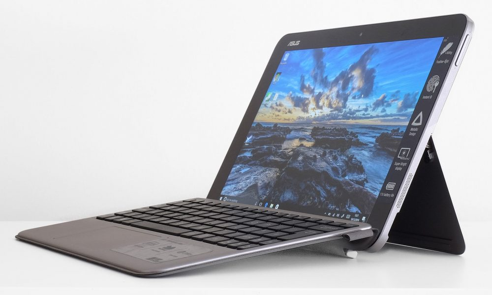 Asus Transformer T102HA Review