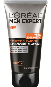 L'Oreal Paris Skincare Men Expert Hydra Energetic Facial Cleanser