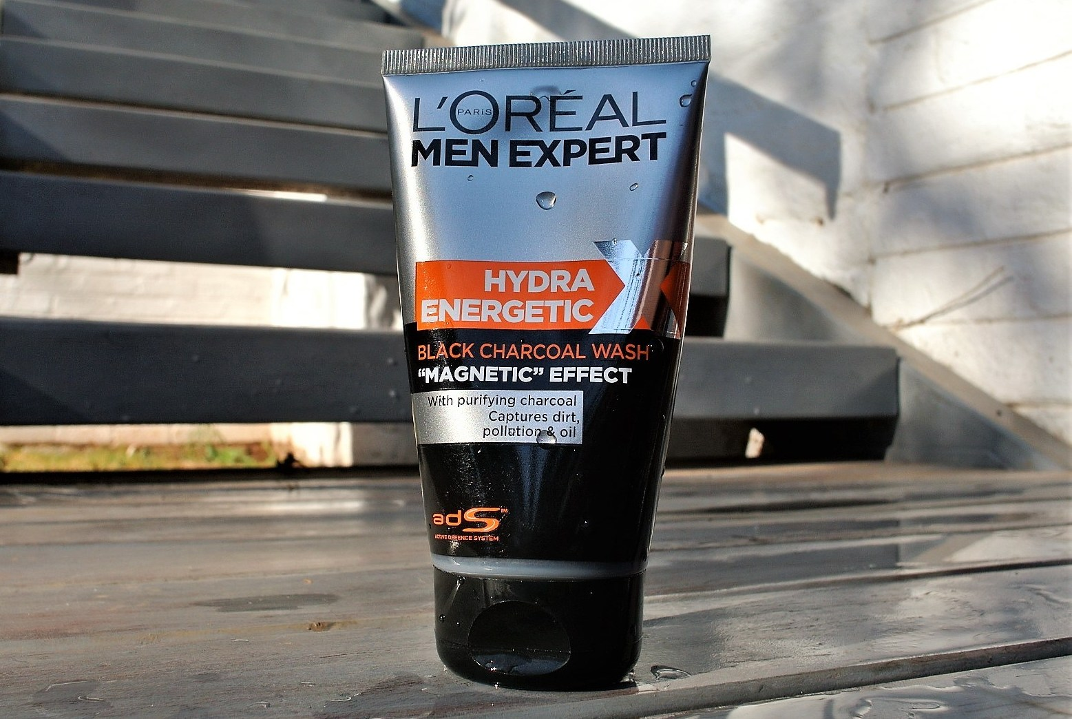 L'Oreal Paris Skincare Men Expert Hydra Energetic Facial Cleanser Review